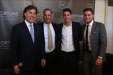Fortune CEO, Sergio Waissmann, Kevin Waissmann, Marco Francescoli