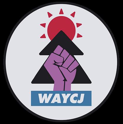 WAYCJ Logo Sticker
