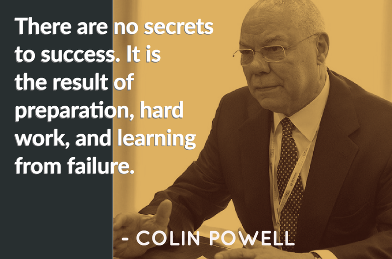 There Are No Failures Only Lessons. But Are You Learning?