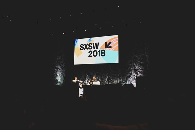 SXSW panel and performances