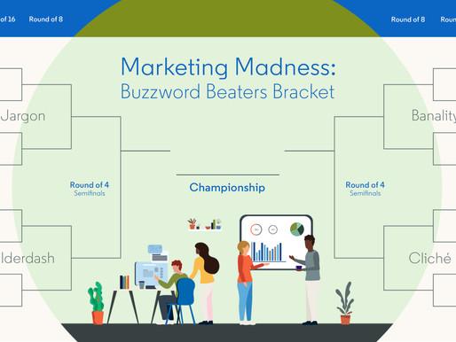 Marketing Jargon Brackets