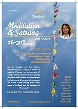 Satsang with Saeed Leh India