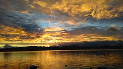 Early Morning on Lake Taupo