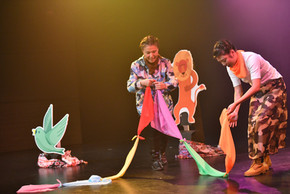 《吱吱喳喳動物嘉年華》二度公演