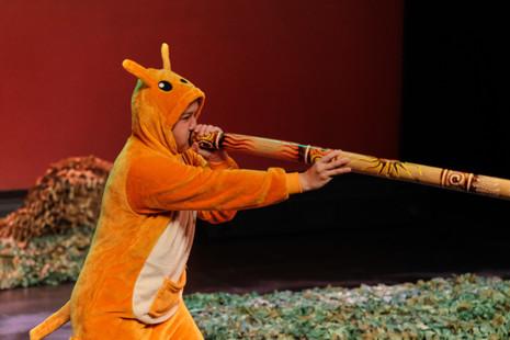 《吱吱喳喳動物嘉年華2 之獵人來了!》