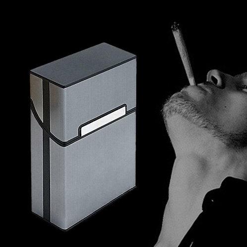 Metalic Cigarette Box