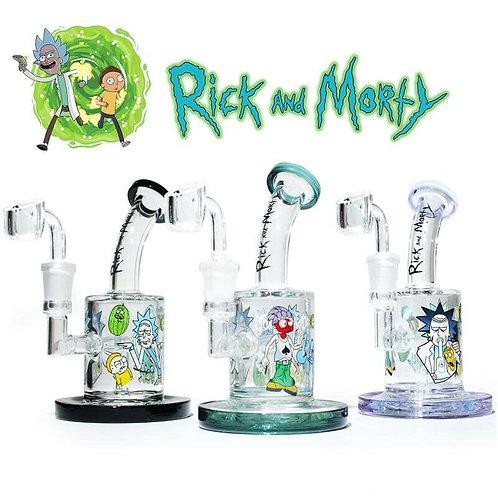 Rick N Morty Dab Rig