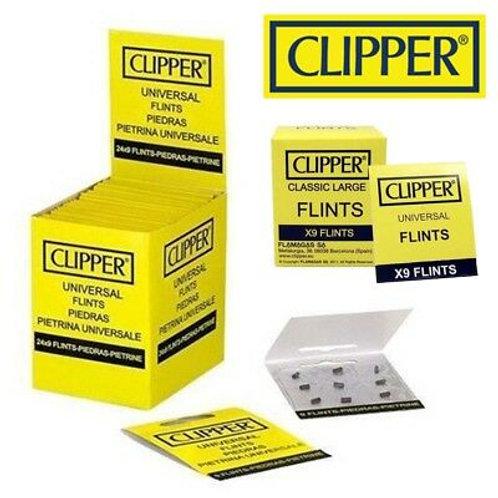 Universal Clipper Lighter Flints