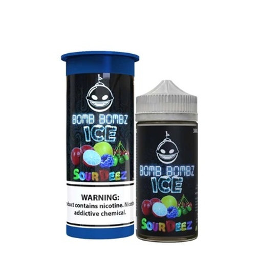 BOMB BOMBZ FREEBASE E-LIQUID 100ML