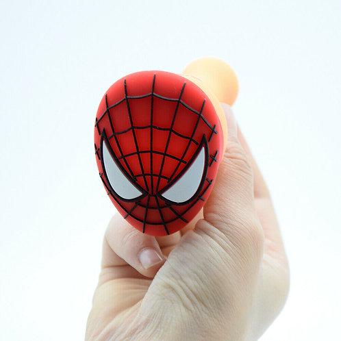 Spiderman Silicone Pipe