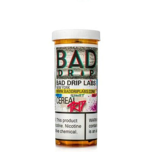 Bad Drip Freebase E-Liquid 60 ML