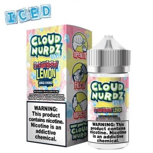 CLOUD NURDZ FREEBASE E-LIQUID 100ML