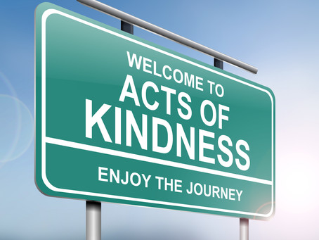 ON KINDNESS AT WORK: IT'S NOT SOFT