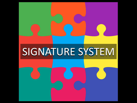 A SIGNATURE SYSTEM FOR SCALING