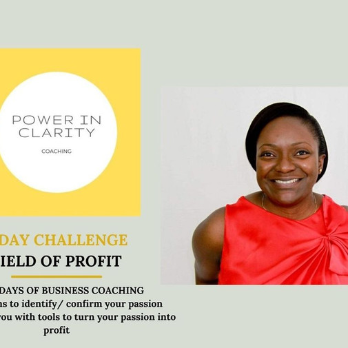 CHRYSSY PARTICIPATES IN THE APRIL 'FIELD OF PROFIT' MASTERMIND CHALLENGE WITH IBUKUN OLAJIDE.