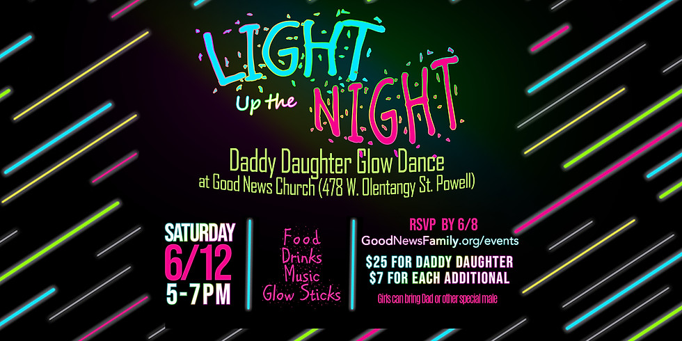 Light Up the Night | Daddy-Daughter Dance