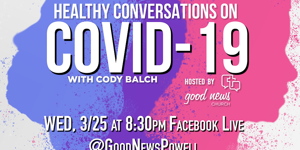 Healthy Conversations on COVID-19