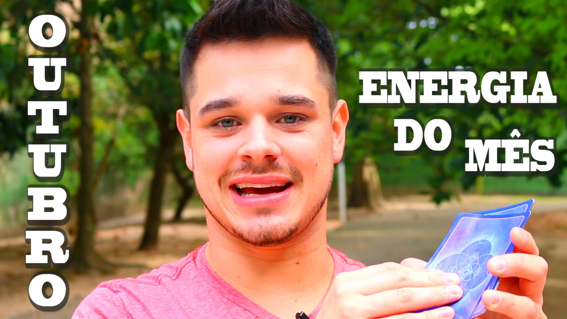 ENERGIA DO MÊS DE OUTUBRO
