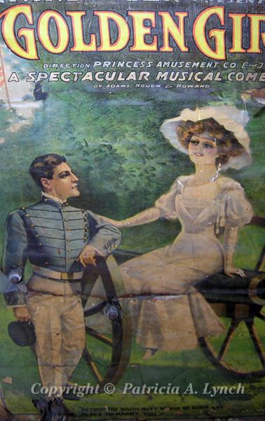 Ward Memorial Theater Poster
