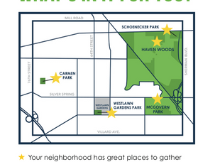 Help Make Decisions About the Neighborhood!