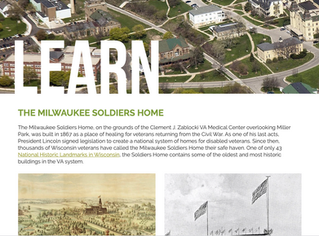 MPA Launches Online Learning Resource for Milwaukee Soldiers Home