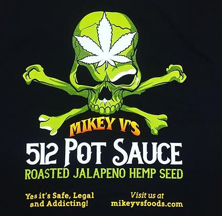 512 Pot Sauce T-Shirt