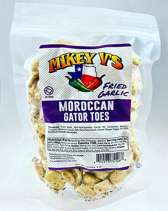 Mikey V's - Gator Toes - Moroccan