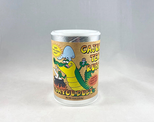 Cajun Tex - Bayou Dust
