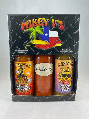 Mikey V's New Sauce Box