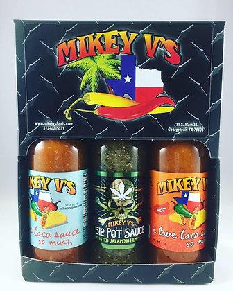 Mikey V's Taco Box