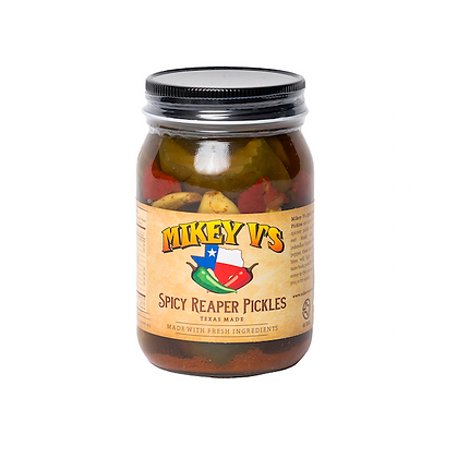 Mikey V's - Spicy Reaper Pickles
