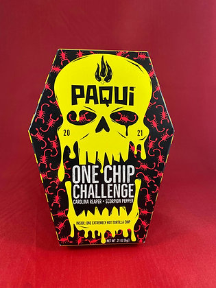 2021 Paqui One Chip Challenge