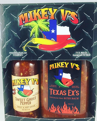 Mikey V's Award Winners Box