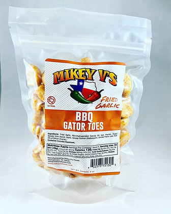 Mikey V's - Gator Toes - BBQ