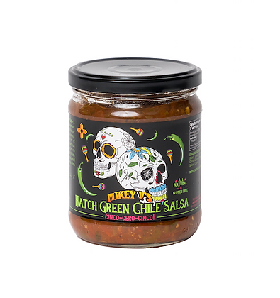 Mikey V's - Hatch Green Chile Salsa