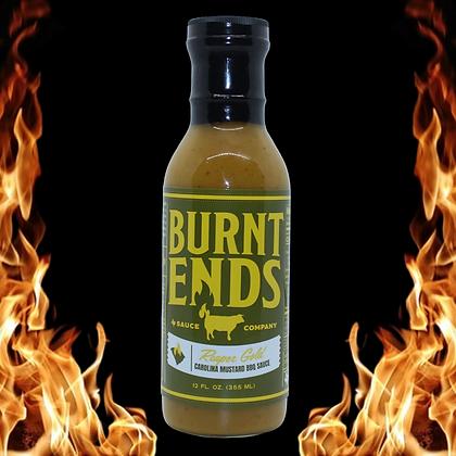 Burnt Ends - Reaper Gold - Carolina Mustard BBQ Sauce