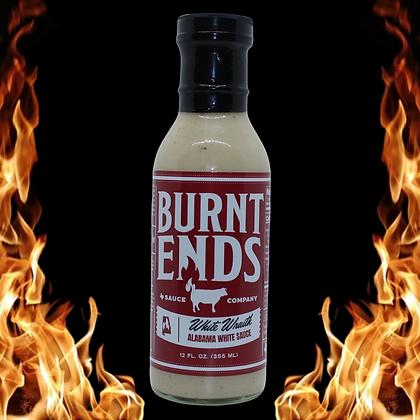 Burnt Ends - White Wraith - Alabama White Sauce