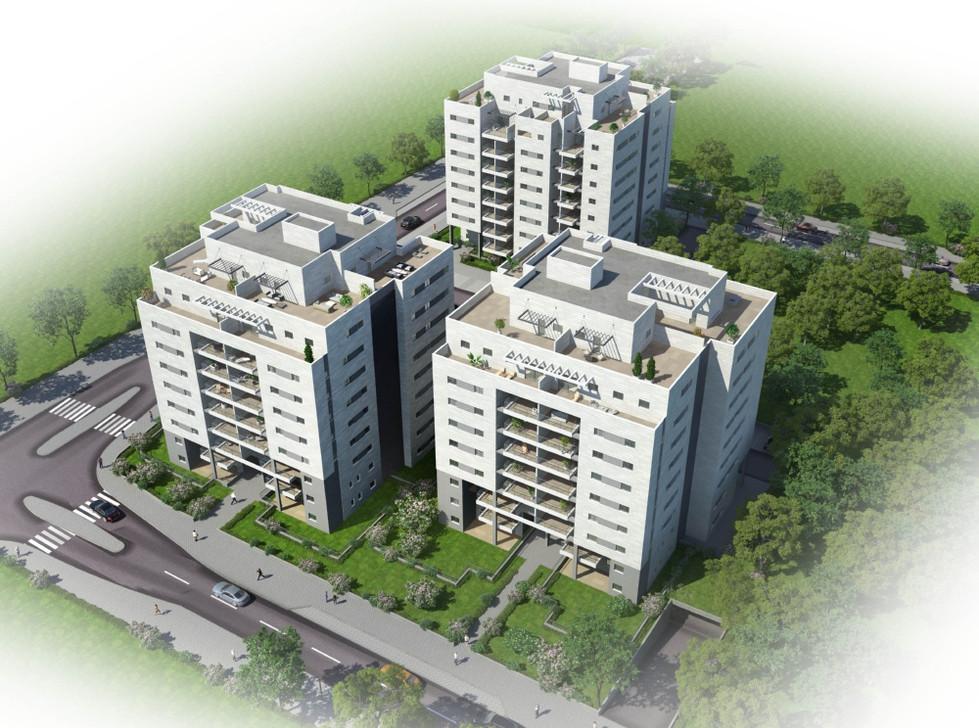 יבנה מגורים גינדי