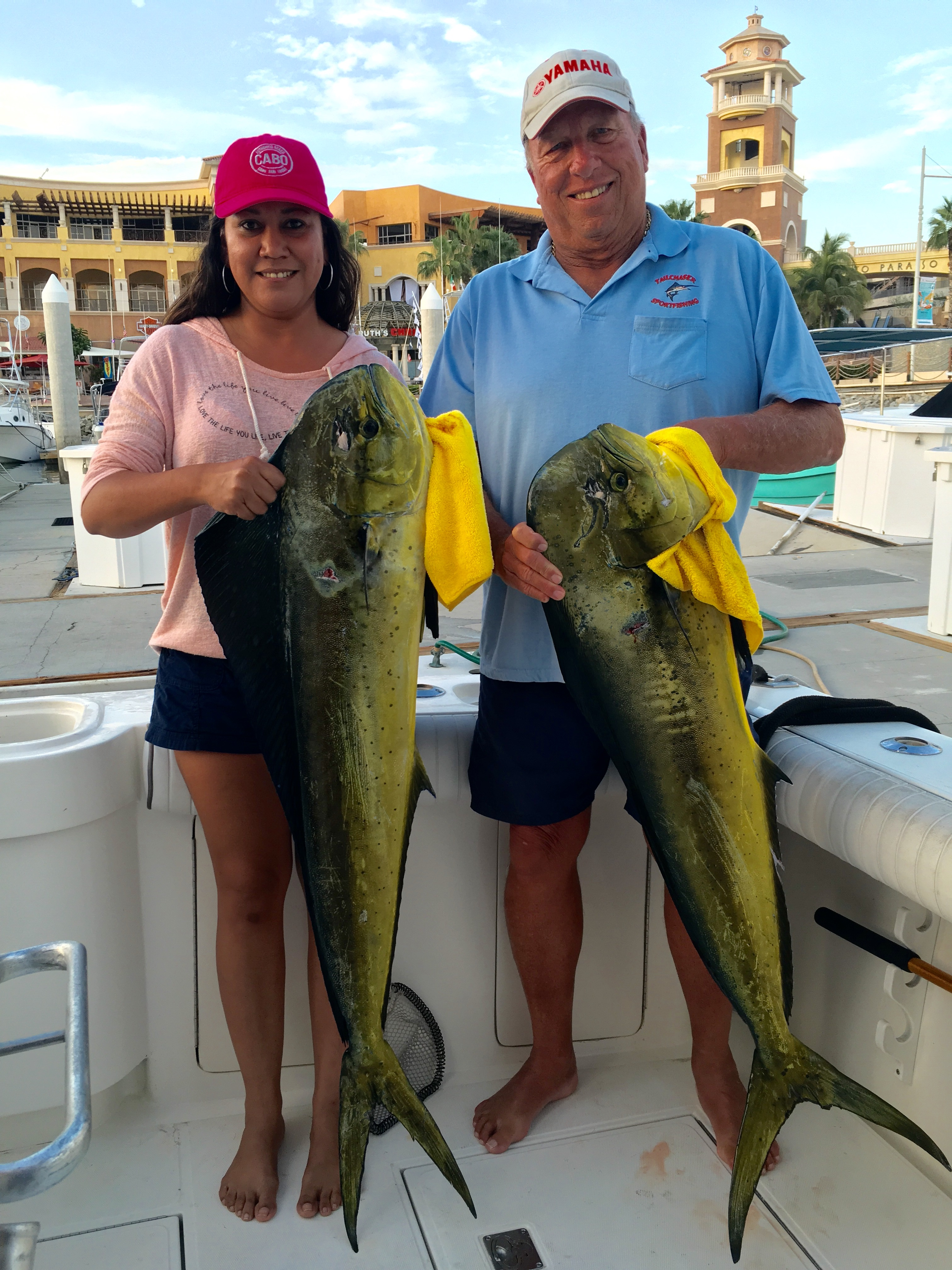 Tailchaser Sportfishing in Cabo