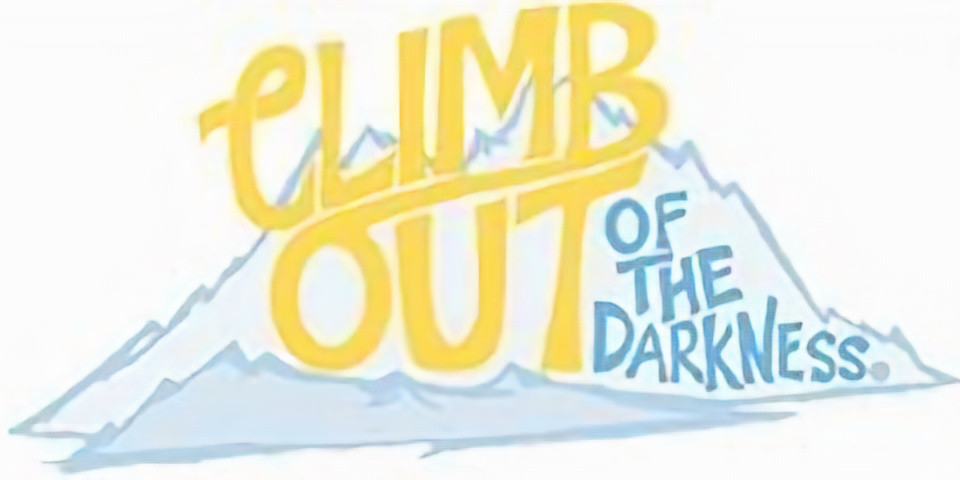 Fundraiser: Climb Out of the Darkness