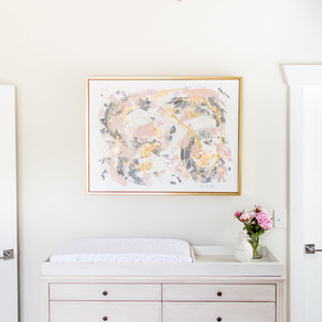 DESIGN TIPS: A GUIDE TO HANGING ARTWORK