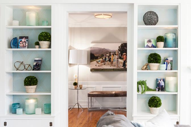smi book shelves into transition room af