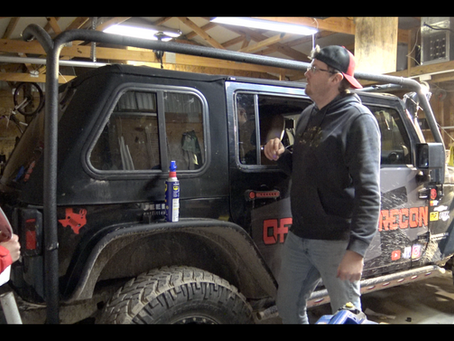 Episode 19: The REAL Story About Installing Our Roof Rack