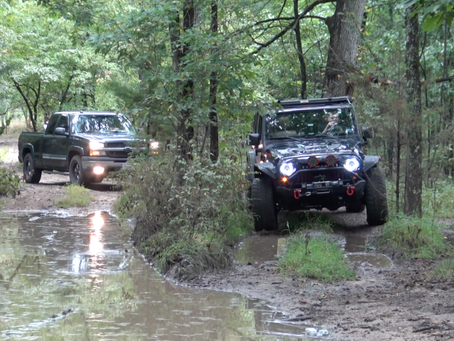 Episode 11: Off-Roading in a Stock Chevy 1500