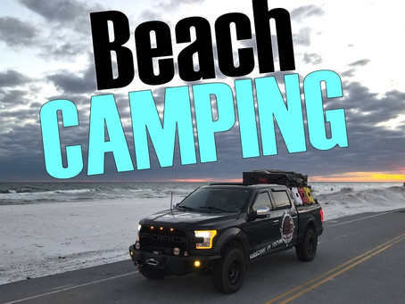 Beach Camping! Should You Camp in Pensacola, FL?