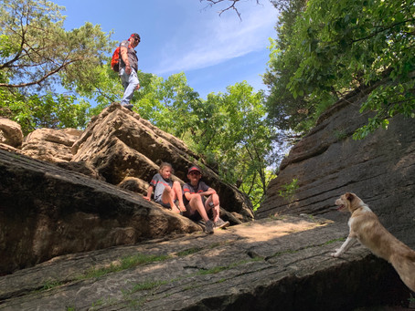 Episode 5: Roaring River State Park -- More than Meets the Eye