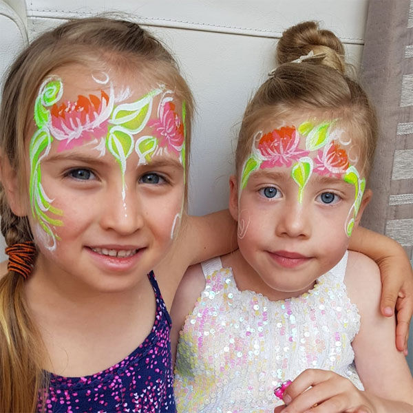 Face Painting for 15-20 children
