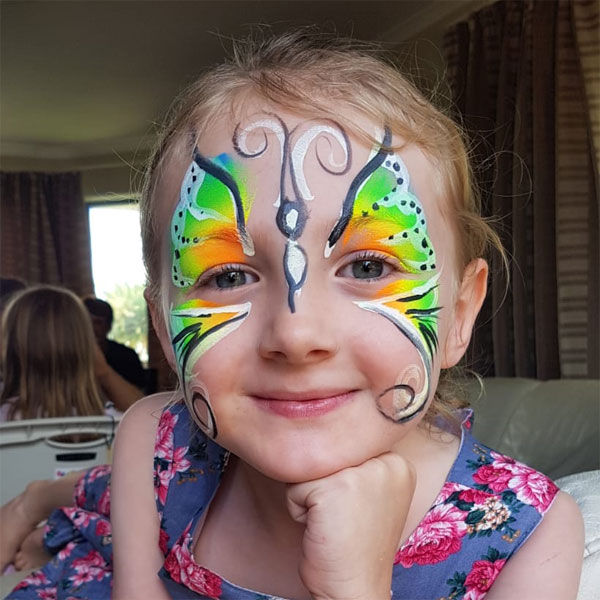 Face Painting for 10-15 children