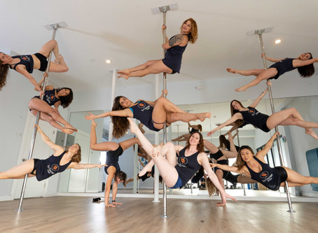 Fly Together Fitness, Somerville's First Pole Fitness Studio, Opens December 9