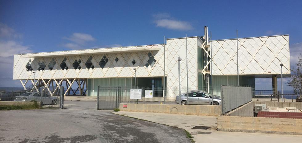 IPPL main entrance